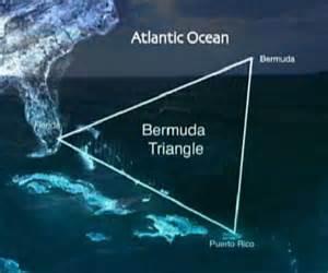 12月5日はバミューダトライアングルの日!海底ピラミッド、水中都市の謎とは?ドラえもんにも登場!
