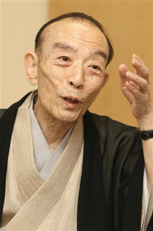【速報】桂歌丸さん 肺炎で入院!?寄席の休演決定!1月も肺炎で入院していた。