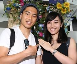 井岡一翔と谷村奈南が結婚!プロポーズに「ストレートパンチ」かます!妊娠はあるのか?