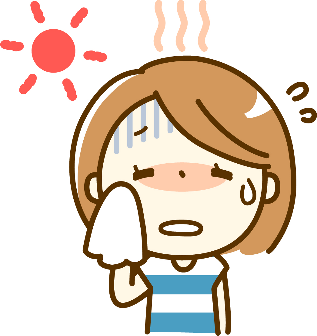 熱中症対策グッズランキング2015!おしゃれに夏の現場を乗り切ろう!