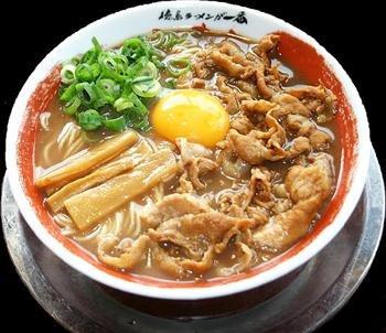 【東大】超濃厚!豚バラ&生卵の徳島ラーメンがここで買える!秘密のケンミンSHOWで話題に!