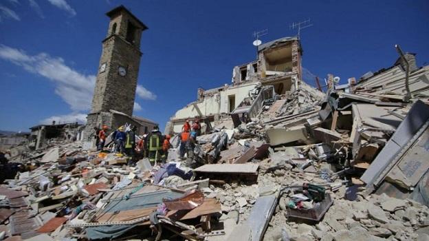 【速報】イタリア中部地震!ノルチャの北6キロでM6.6の強い揺れ!日本は支援してるの!?