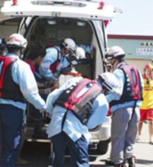 韓国人が救命活動中の救急隊員の邪魔をして、患者がそのまま死亡する事案発生!