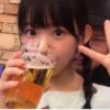 幼女がビールを飲む姿が反響!!長澤茉里奈の合法ロリは犯罪レベルと話題にwww