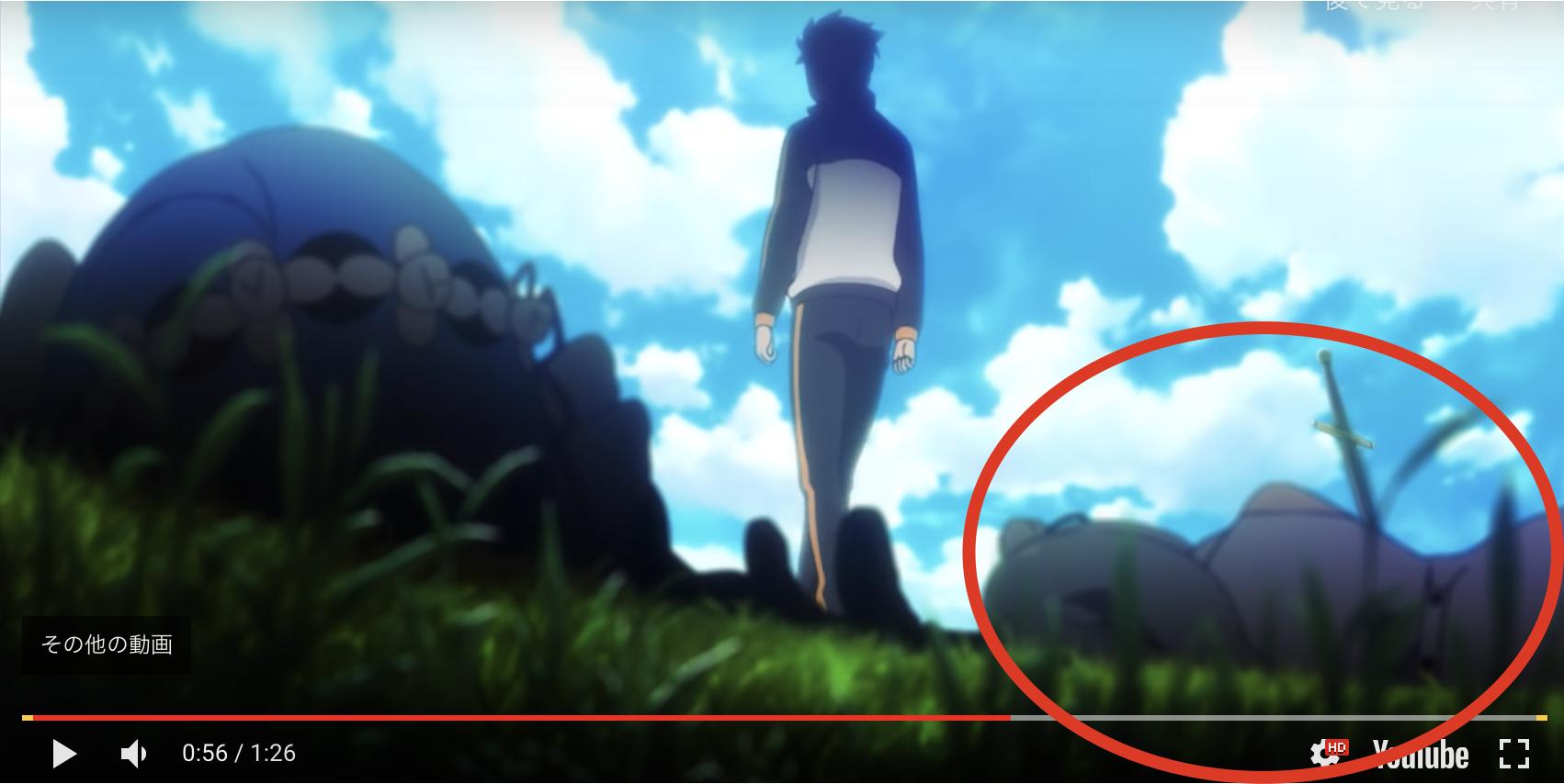 アニメ リゼロ 2期の動画を分析したらラム レム エミリアみんな