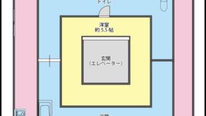 【衝撃】Y澤不動産の間取り図がおかしすぎると話題!なぜこうなったwww